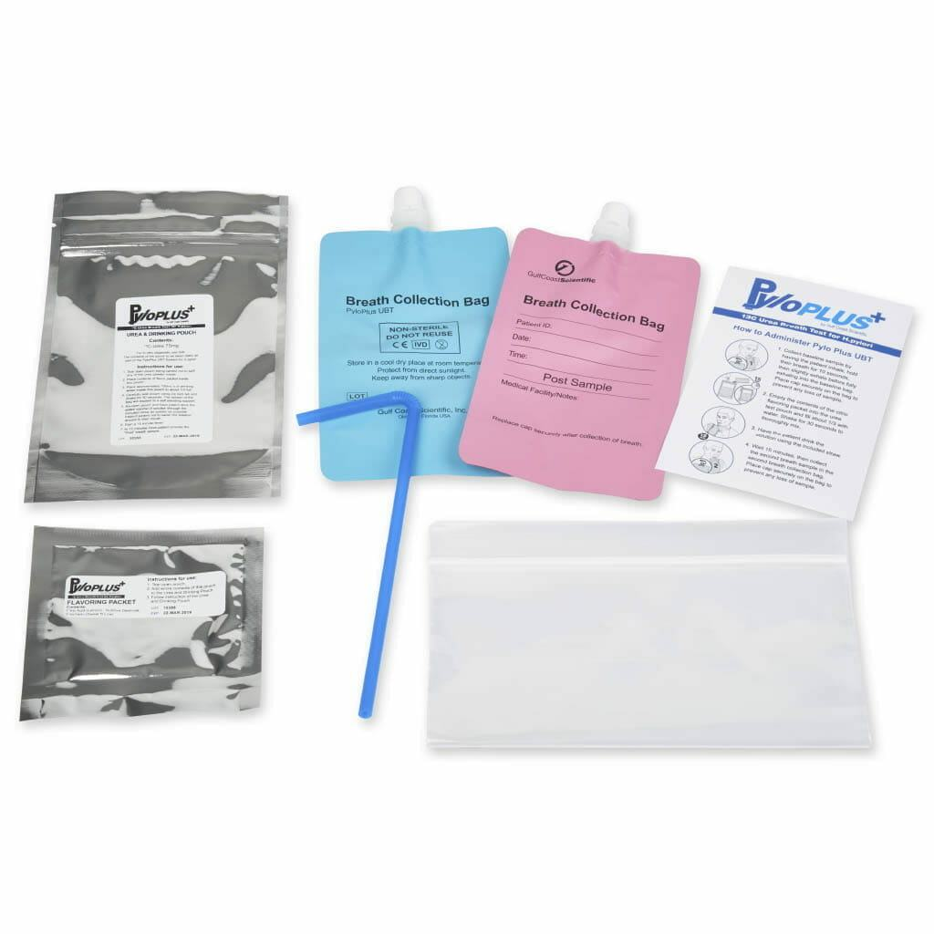 Jak przygotować się do testu oddechowego na Helicobacter Pylori